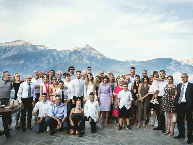 Il matrimonio di Andrea e Cinzia a Lecco, Lecco 91