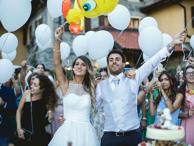 Il matrimonio di Andrea e Cinzia a Lecco, Lecco 95