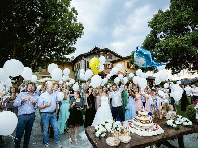 Il matrimonio di Andrea e Cinzia a Lecco, Lecco 96
