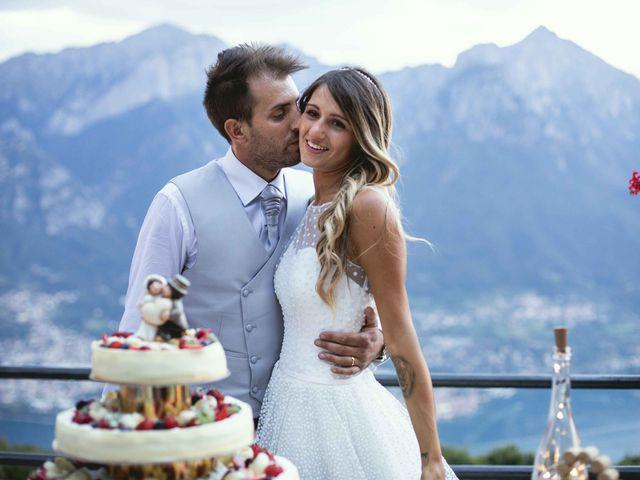 Il matrimonio di Andrea e Cinzia a Lecco, Lecco 97