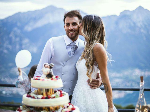 Il matrimonio di Andrea e Cinzia a Lecco, Lecco 98