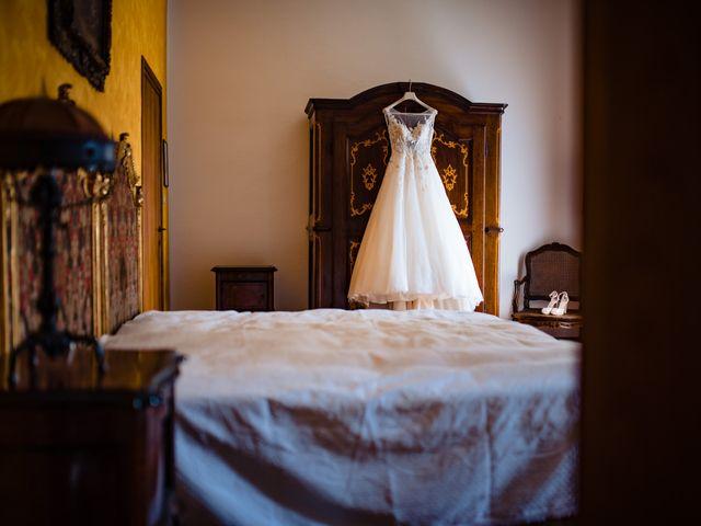 Il matrimonio di Paolo e Michela a Comignago, Novara 1