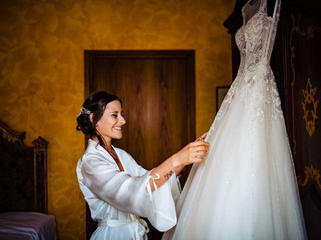 Il matrimonio di Paolo e Michela a Comignago, Novara 2