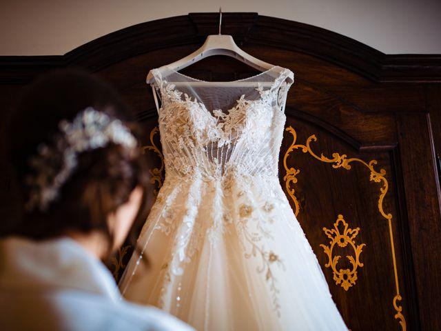 Il matrimonio di Paolo e Michela a Comignago, Novara 3