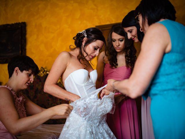 Il matrimonio di Paolo e Michela a Comignago, Novara 5
