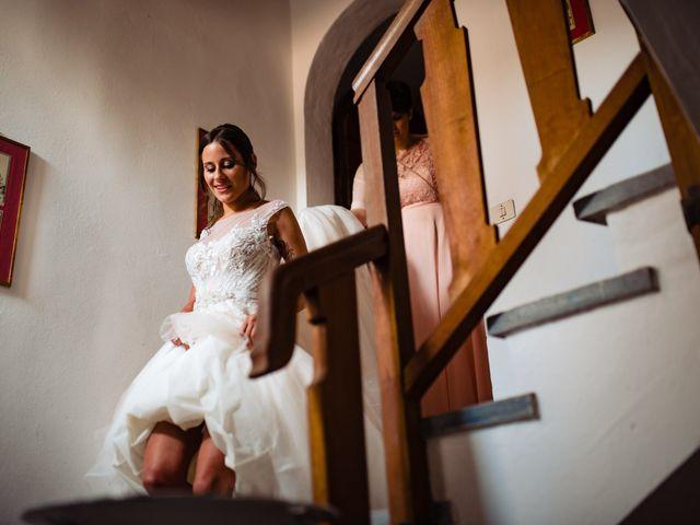 Il matrimonio di Paolo e Michela a Comignago, Novara 11