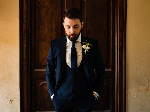 Il matrimonio di Paolo e Michela a Comignago, Novara 15
