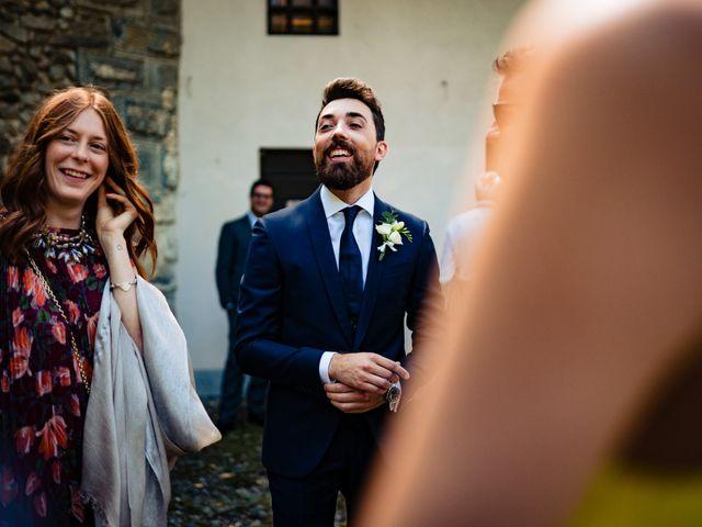 Il matrimonio di Paolo e Michela a Comignago, Novara 19