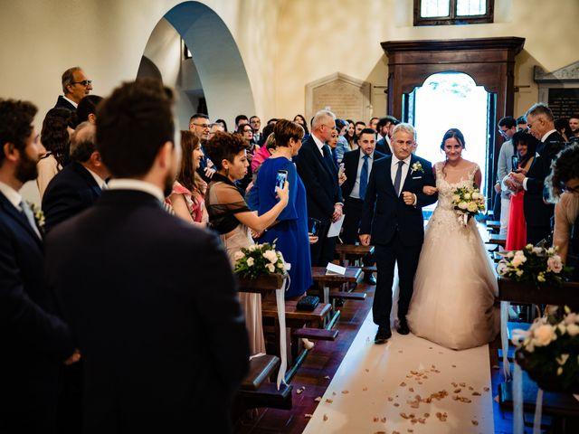 Il matrimonio di Paolo e Michela a Comignago, Novara 21