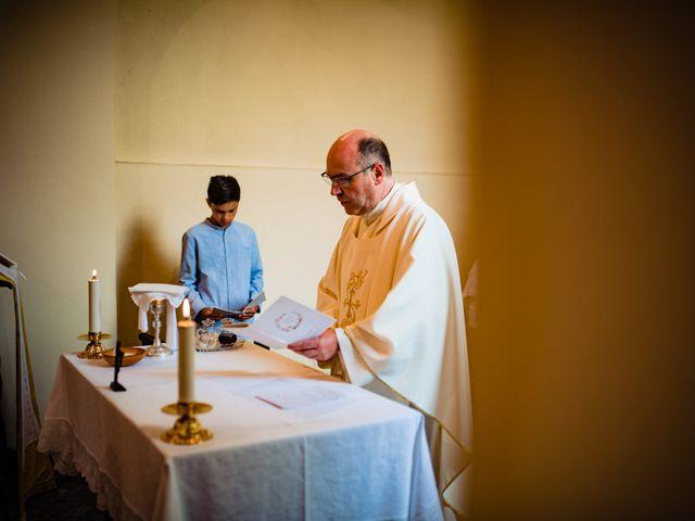 Il matrimonio di Paolo e Michela a Comignago, Novara 22