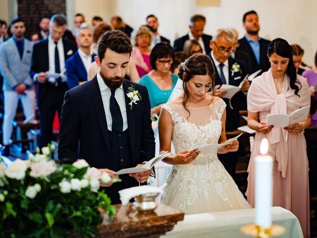 Il matrimonio di Paolo e Michela a Comignago, Novara 24