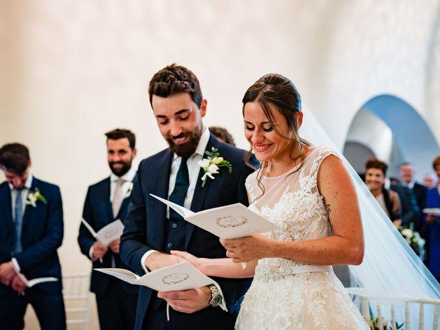 Il matrimonio di Paolo e Michela a Comignago, Novara 26
