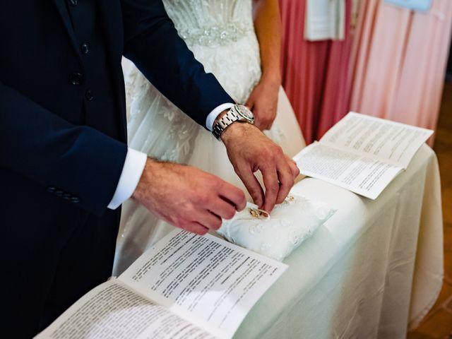 Il matrimonio di Paolo e Michela a Comignago, Novara 27