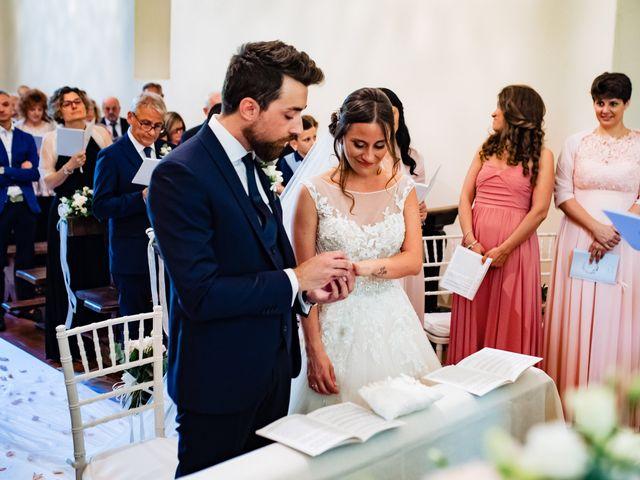Il matrimonio di Paolo e Michela a Comignago, Novara 28