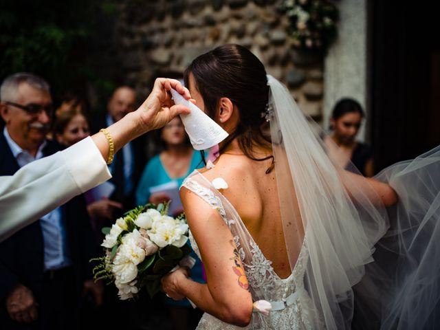 Il matrimonio di Paolo e Michela a Comignago, Novara 31