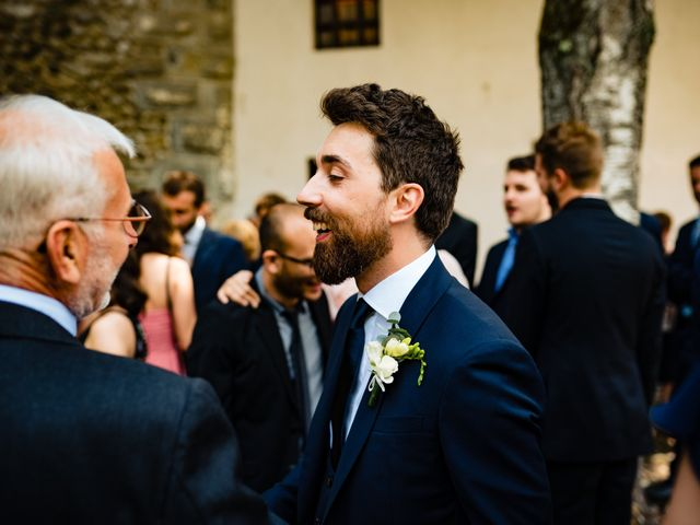 Il matrimonio di Paolo e Michela a Comignago, Novara 32