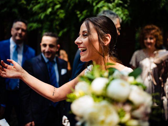 Il matrimonio di Paolo e Michela a Comignago, Novara 33