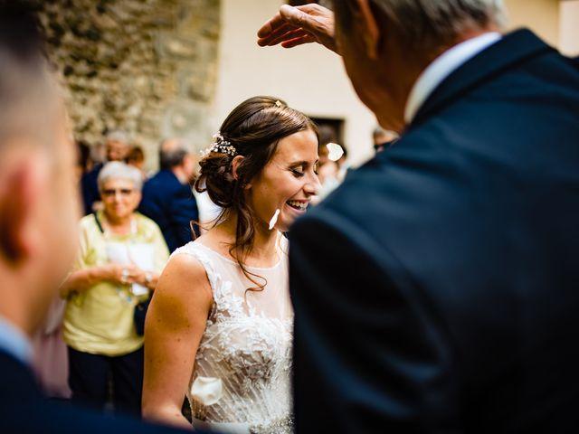Il matrimonio di Paolo e Michela a Comignago, Novara 35