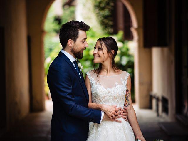 Il matrimonio di Paolo e Michela a Comignago, Novara 38