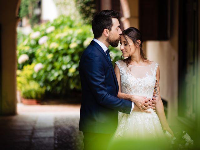 Il matrimonio di Paolo e Michela a Comignago, Novara 40