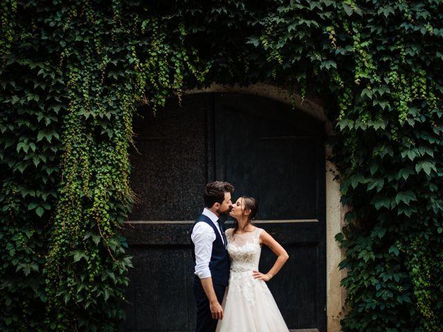 Il matrimonio di Paolo e Michela a Comignago, Novara 41