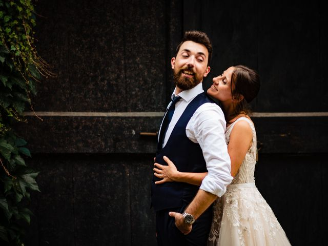 Il matrimonio di Paolo e Michela a Comignago, Novara 42
