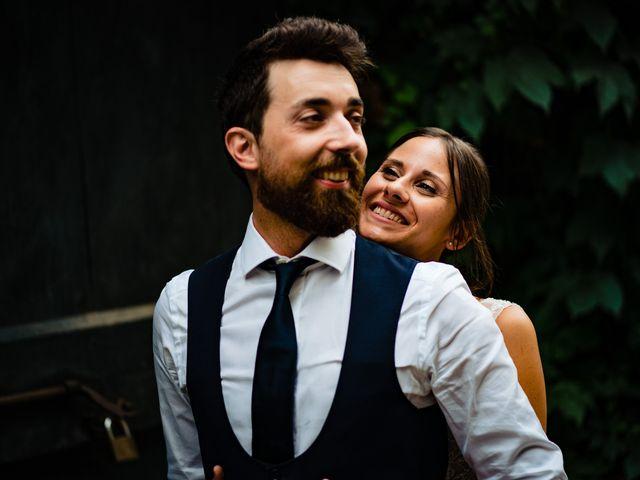 Il matrimonio di Paolo e Michela a Comignago, Novara 43