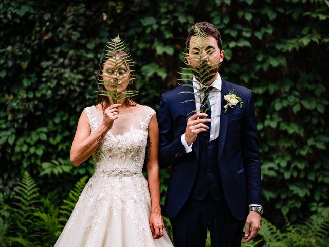 Il matrimonio di Paolo e Michela a Comignago, Novara 44