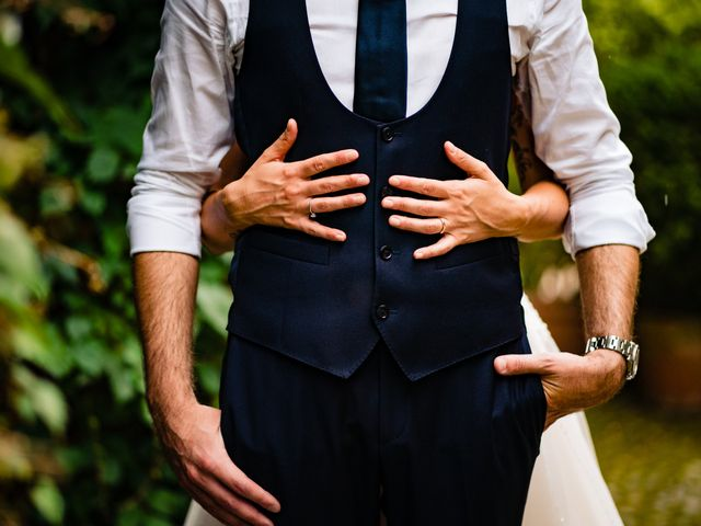 Il matrimonio di Paolo e Michela a Comignago, Novara 45