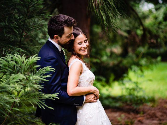 Il matrimonio di Paolo e Michela a Comignago, Novara 46