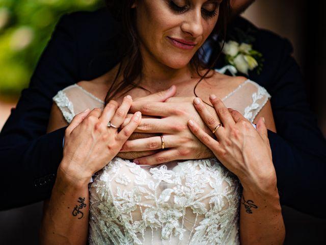 Il matrimonio di Paolo e Michela a Comignago, Novara 47