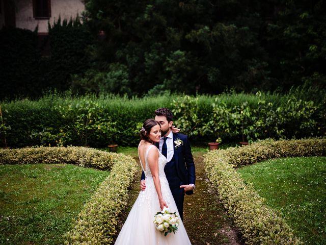 Il matrimonio di Paolo e Michela a Comignago, Novara 50