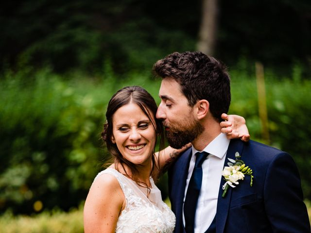Il matrimonio di Paolo e Michela a Comignago, Novara 51