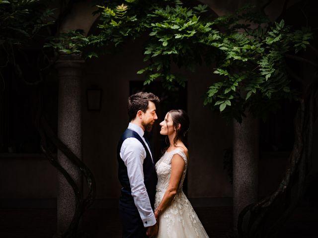 Il matrimonio di Paolo e Michela a Comignago, Novara 52