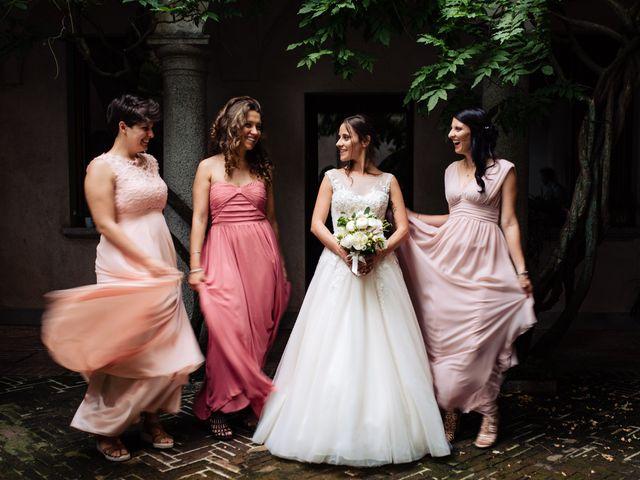Il matrimonio di Paolo e Michela a Comignago, Novara 53