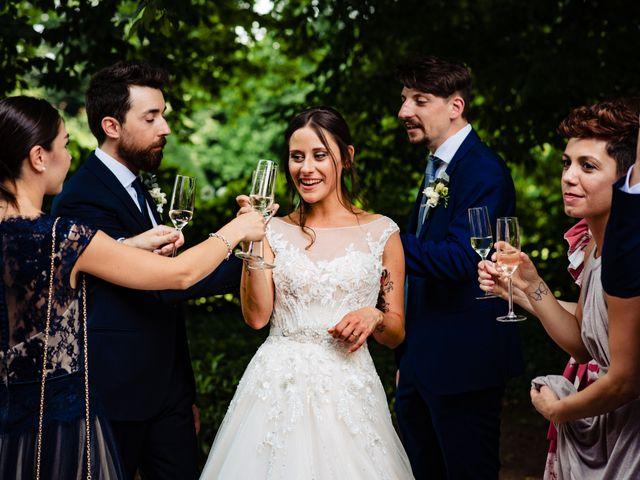 Il matrimonio di Paolo e Michela a Comignago, Novara 61