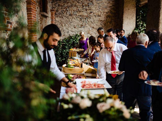 Il matrimonio di Paolo e Michela a Comignago, Novara 62