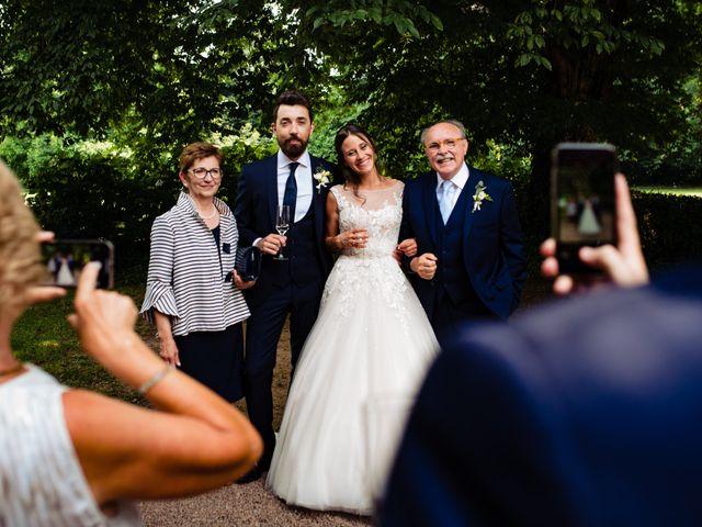 Il matrimonio di Paolo e Michela a Comignago, Novara 63
