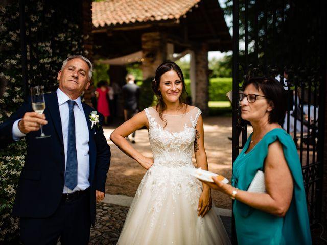 Il matrimonio di Paolo e Michela a Comignago, Novara 65