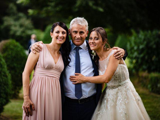 Il matrimonio di Paolo e Michela a Comignago, Novara 67