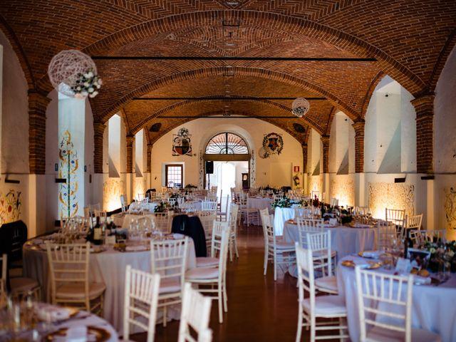 Il matrimonio di Paolo e Michela a Comignago, Novara 71