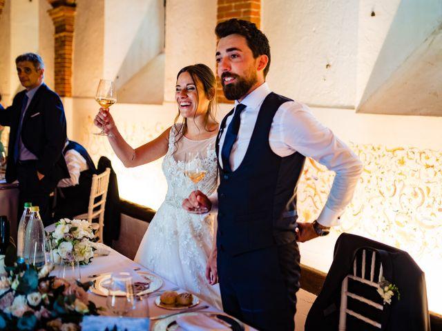 Il matrimonio di Paolo e Michela a Comignago, Novara 74