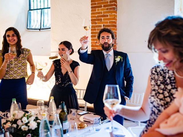 Il matrimonio di Paolo e Michela a Comignago, Novara 75