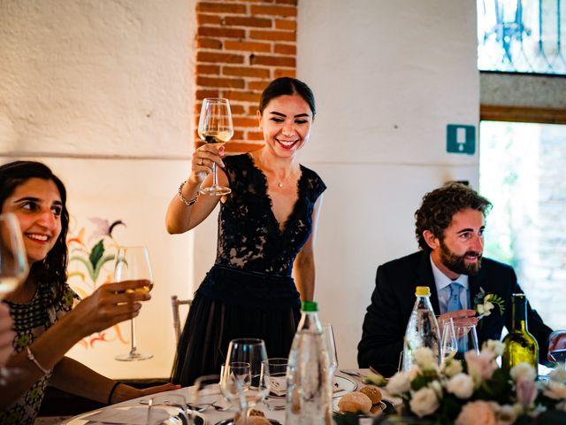 Il matrimonio di Paolo e Michela a Comignago, Novara 77