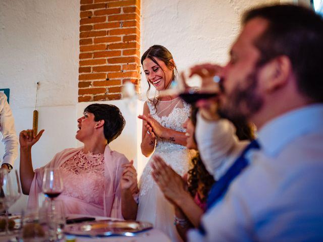 Il matrimonio di Paolo e Michela a Comignago, Novara 78