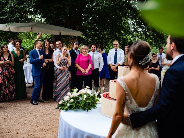 Il matrimonio di Paolo e Michela a Comignago, Novara 82