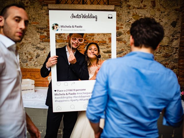 Il matrimonio di Paolo e Michela a Comignago, Novara 93