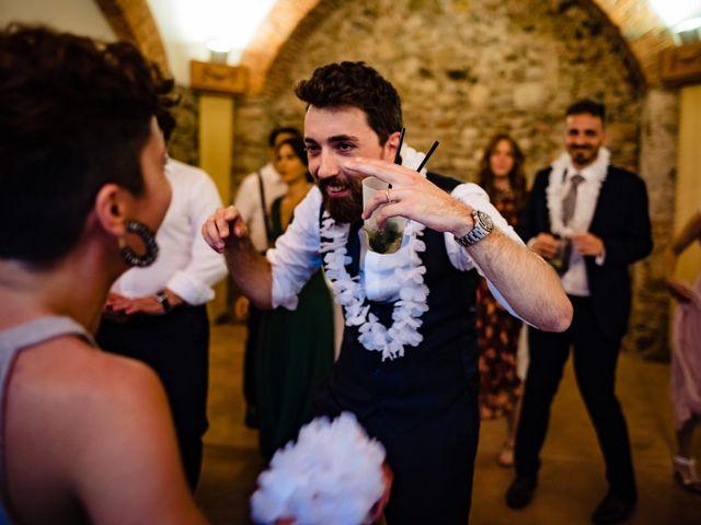 Il matrimonio di Paolo e Michela a Comignago, Novara 97