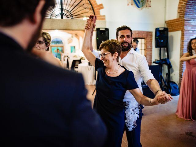 Il matrimonio di Paolo e Michela a Comignago, Novara 100