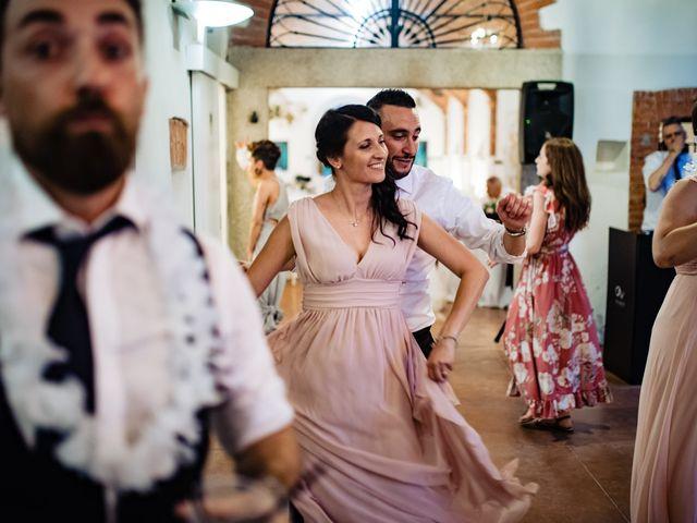 Il matrimonio di Paolo e Michela a Comignago, Novara 103